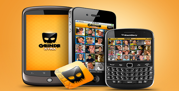 Grinder-location-based-application