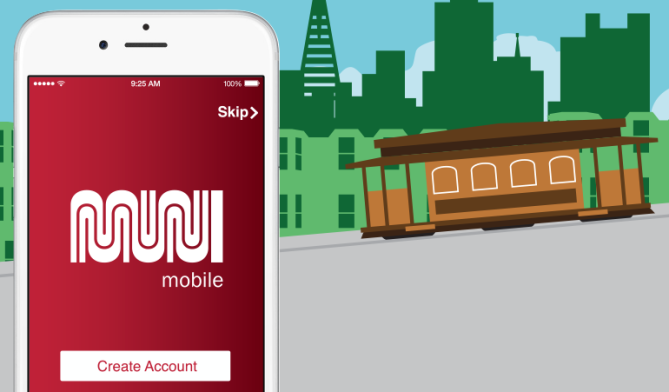 Blog piece: MuniMobile Update and an Upcoming Feature: 'Rate My Ride'